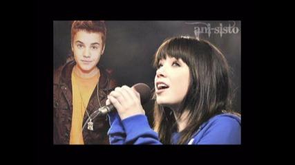 Превод на Цялата песен! Carly Rae Jepsen ft. Justin Bieber - Beautiful