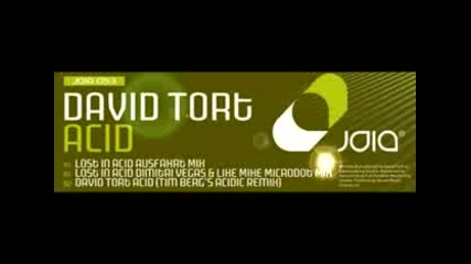 David Tort Acid (lost In Acid Ausfahrt Mix)