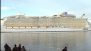Оазисът На Моретата - Най - Големият Кораб На Света