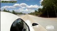 1500коня Corvette vs 1200коня Viper