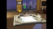 The Sims 3 Late Night : Woo Hoo в джакузи