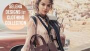 Селена Гомес с нова рекламна фотосесия