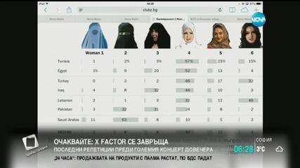 Как трябва да се обличат жените в Близкия Изток?