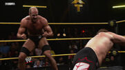 Sami Zayn vs. Cesaro – 2-out-of-3 Falls Match: NXT, Aug. 21, 2013 (Full Match)