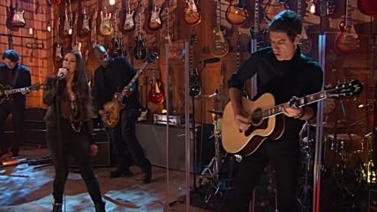 Alanis Morissette performing Ironic from Guitar Center Sessions