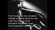 Michael Jackson - One Day In Your Life - In Memory
