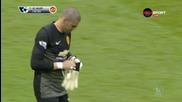 Манчестър Юнайтед (1-1) Арсенал | Премиър Лийг