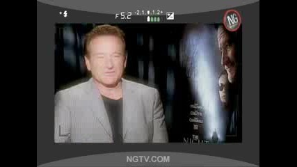 Robin Williams Is On Fire