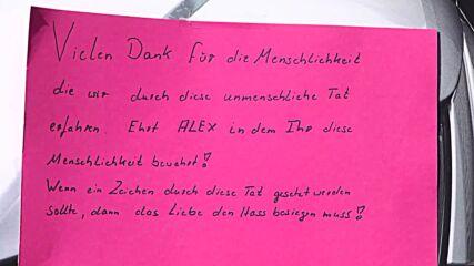 Germany: Tributes left outside petrol station after worker killed over face mask dispute