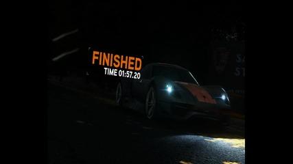 Need for Speed The Run [night run]
