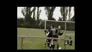 Футболът Е Чиста Симулация