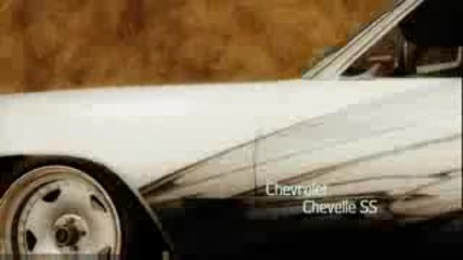 Nfs Undercover - Chevy Chevelle Ss Trailer