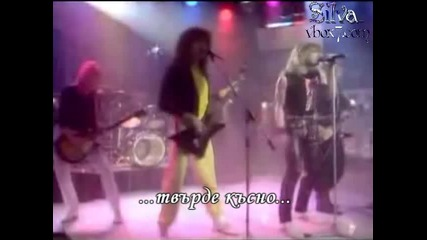 Def Leppard - Too Late For Love ( Превод )