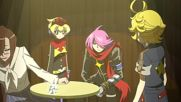 Concrete Revolutio Choujin Gensou - The Last Song Episode 8