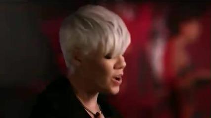 Pink - Fuckin Perfect Music Video Hq 2011 New