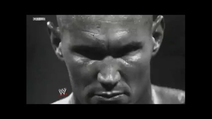 Randy Orton Can't Be Touched