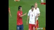 Мондиал 2010 Чили - Швейцария 1:0