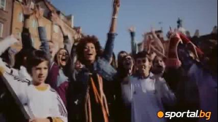 Официалният химн на Евро 2012!