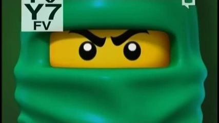 Lego Ninjago Season 2 Episode 23 - Island of Darkness