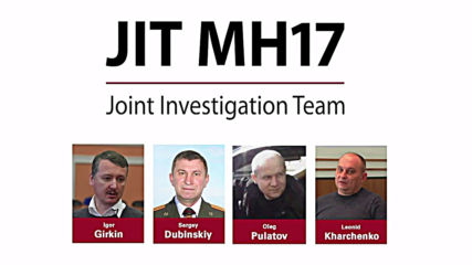 Netherlands: Prosecutors explain some findings of MH17 investigation