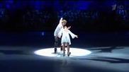 Чудото на Бг народна песен, заедно с Албена и Максим изправиха руската публика на крака - See more a