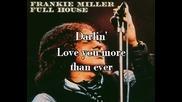 Frankie Miller - Darling (karaoke)