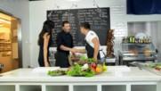 Каймани, латинопартизани и Искрен Пецов в Епизод 10 на Кухня в Рая