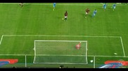 22.09 Първа изпусната дузпа от Марио Балотери в цялата му кариера!