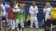Key is Minho's personal cheerleader ver