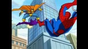Spider-man The Animated Series Season 2, 3, 4 and 5 1995, 1996, 1997 and 1998 Intro Hq