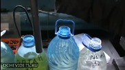 Уред показва как прозводители лъжат в октановото число на бензина в Русия