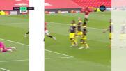 Манчестър Юнайтед - Саутхемптън 2:2 /репортаж/