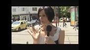 Мария Силвестър - Ток Шоу На Токчета Улична Мода