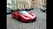 Невероятната Мощ На Ферари Енцо