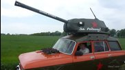 Москвич с танково оръдие