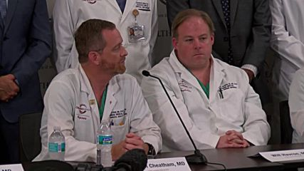 USA: 6 Orlando shooting victims still in intensive care, others 'steadily improving' - Chief Surgeon