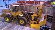 Ето така се чистят качествено улиците през зимата!