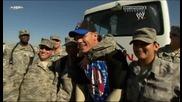 Участието на Джон Сина в Tribute to the Troops през годините