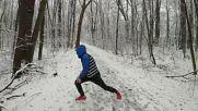 Body Dream I Challenge You бягане в гората two day (2018)