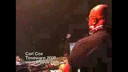 Carl Cox - Timewarp 2008 (live)