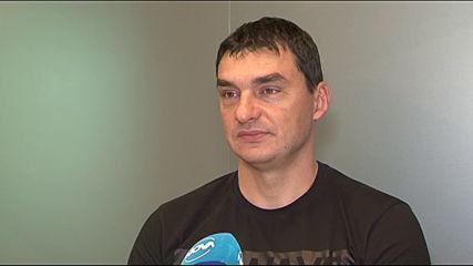 Владо Николов: Решението за играчите до 21 години е добро