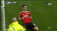 Eвертън - Манчестър Юнайтед 0:2 /Първо полувреме/