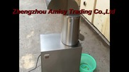 Carrot Mud Cutting Machine, Vegetable Slurry Cutter