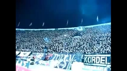 Paok Ultras Countdown
