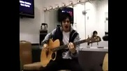 Panic At The Disco - Lying Is.. (acoustic)