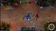Nightmare Cho'gath League of Legends Skin Spotlight