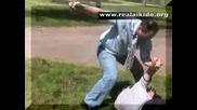 Bratislav Stajic , Aikido Real Self - Defense