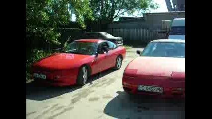 Двата 200sx - A Накуп