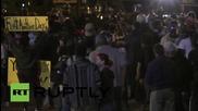 Полицията използва димни гранати в Балтимор