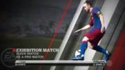 Fifa 11 - Berbatov VS Messi - Tsolovvv Превю